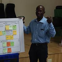 Coaching entrepreneurial à Haïti
