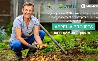 Groupe One, Crelan et MiiMOSA : un partenariat durable !