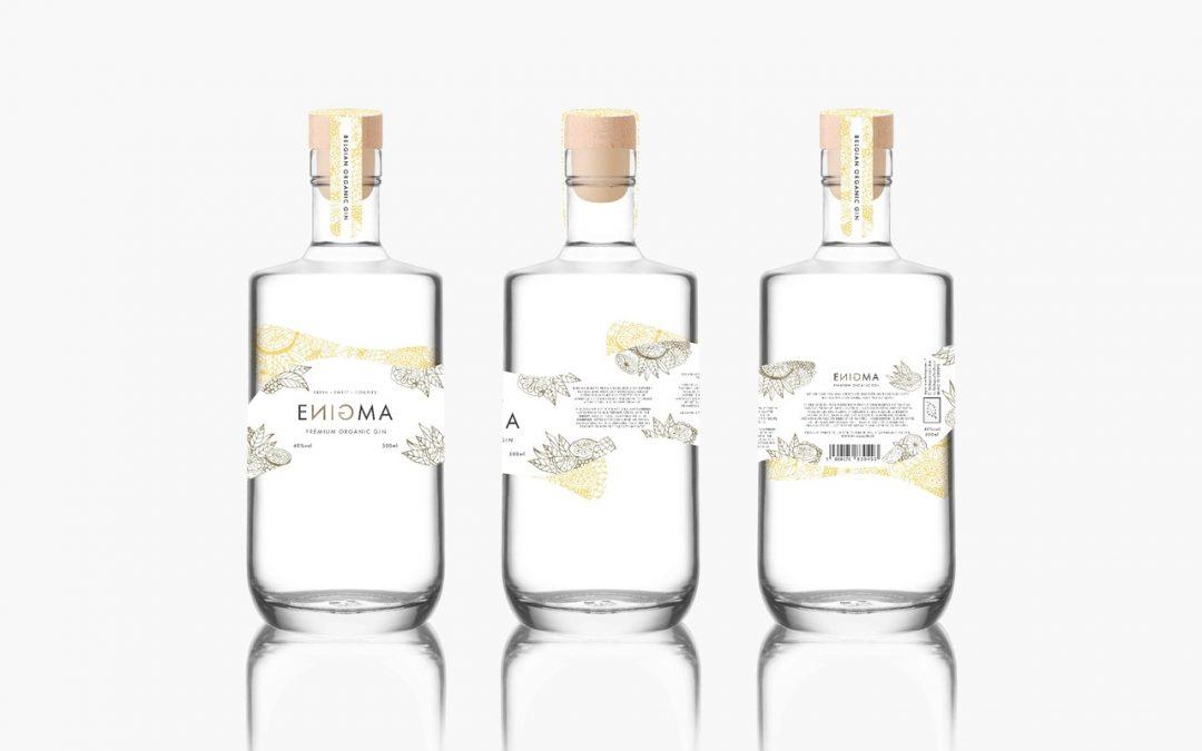 Enigma, un gin subtil et 100% bio