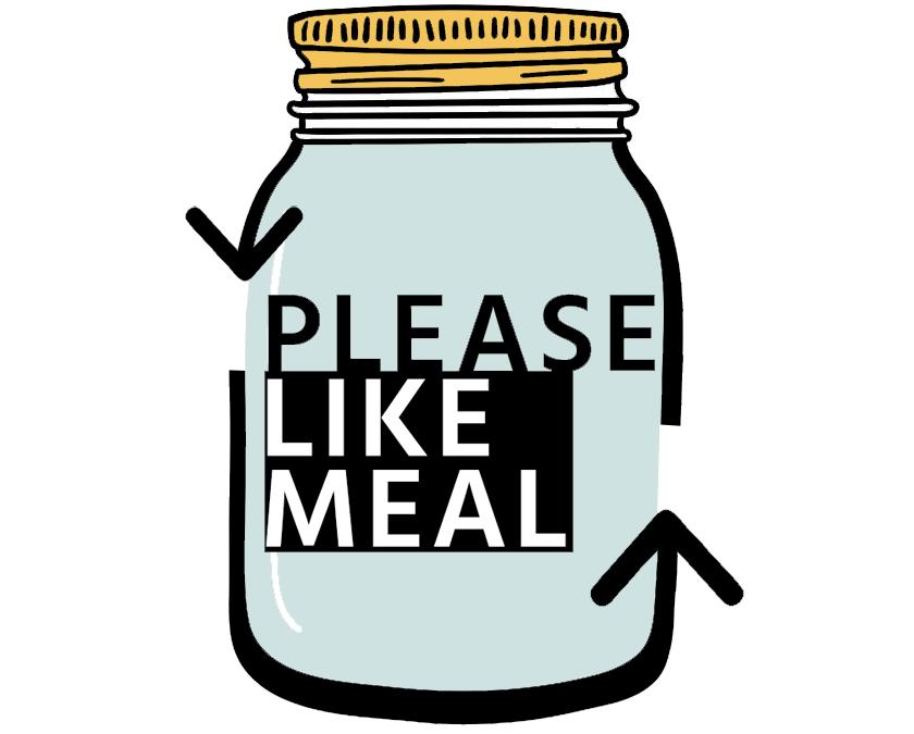 Please like meal