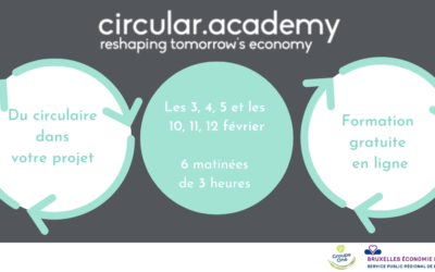 La Circular Academy : la seconde session en février