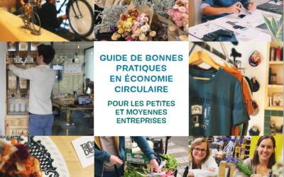 Le guide de bonnes pratiques en économie circulaire